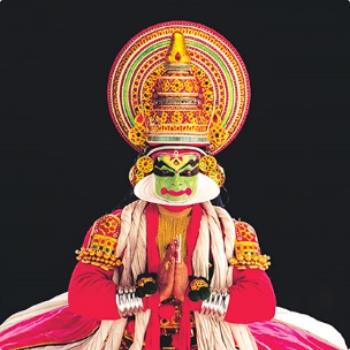 Kathakali Kalyanasougandhikam