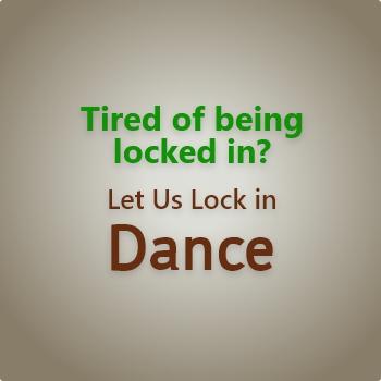 Let us lock in dance