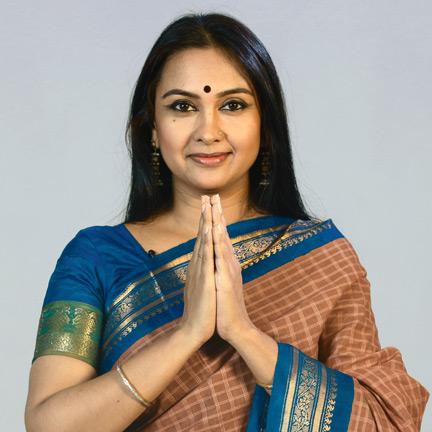 Rajashree Warrier