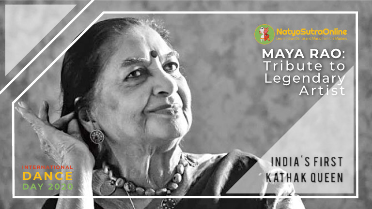 A tribute to legendary artist Dr. Maya Rao