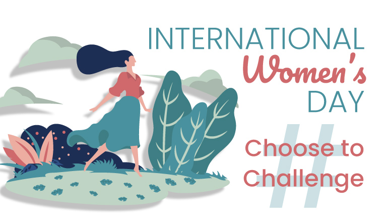 Choose To Challenge - IWD 2021