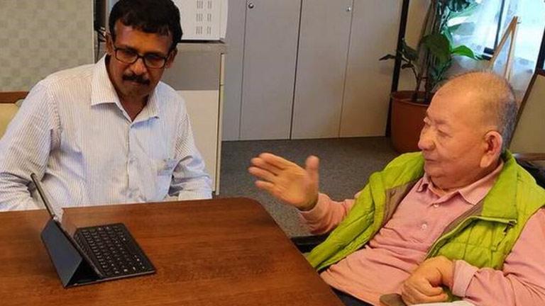 Kerala techie goes the Miyawaki way to grow micro forests