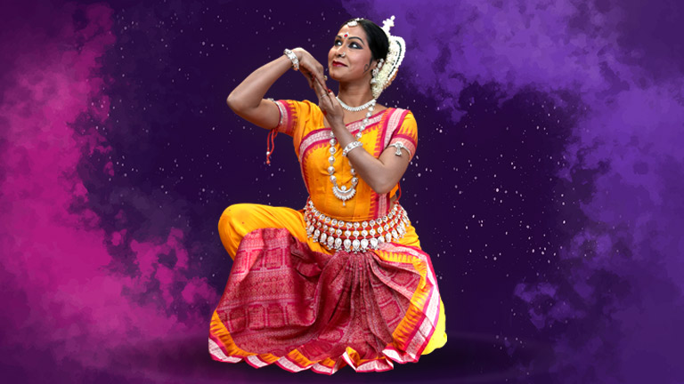 Odissi Beginners Lessons Live Now!
