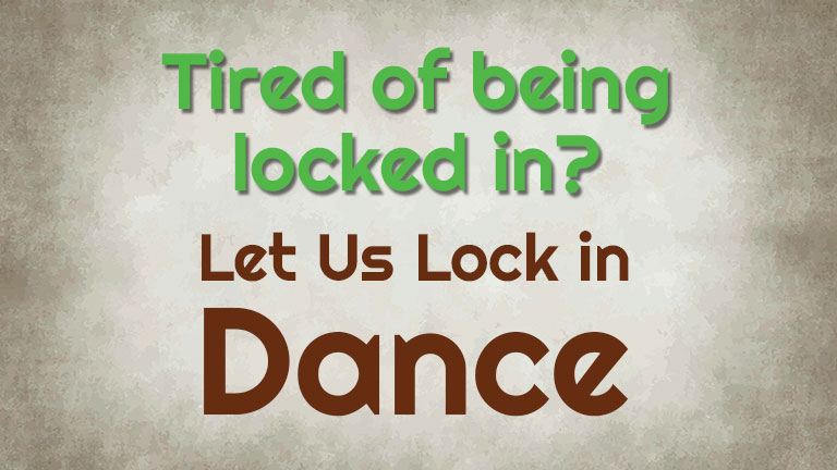 Let us lock in dance