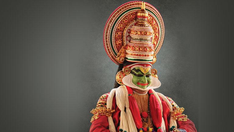 Rugmangada Charitham Kathakali