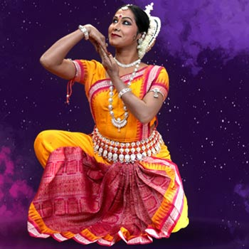 Odissi Beginners Lessons